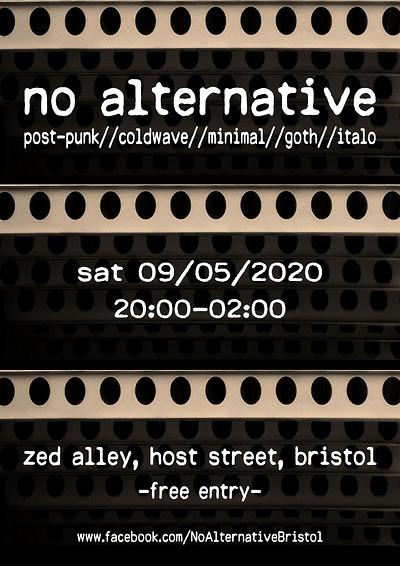 No Alternative: 17 at Zed Alley in Bristol