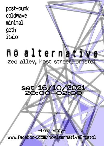 No Alternative 19 at Zed Alley in Bristol