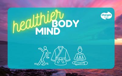 Healthier Body, Healthier Mind at Zoom in Bristol