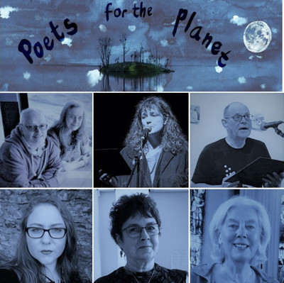 Poets 4 The Planet at Zoom in Bristol