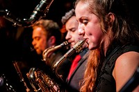 The National Youth Jazz Orchestra at 1532 Performing Arts Centre in Bristol