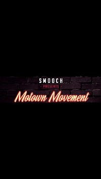 Smooch: Motown Movement at 7T2 Lounge Bar in Bristol