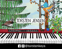 Torsten Jensen - Progressions EP launch at Aesop's, Saint Marks Road, Bristol, BS5 6JD in Bristol