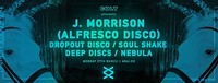 Cult //  Alfresco disco, Dropout Disco, Deep Discs at Analog in Bristol