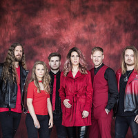 Delain masters of destiny  at Anson Rooms in Bristol