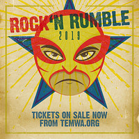 ROCK N RUMBLE III X WRESTLE FOR HUMANITY at Anson Rooms in Bristol