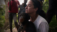 FILM | BABY CHIMP RESCUE: EPISODE 1 WITH Q&A  at Arnolfini in Bristol
