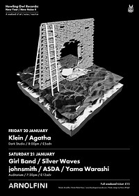 New Year / New Year Noise 4 (Weekend Ticket) at Arnolfini in Bristol