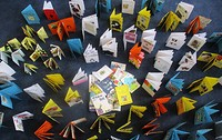 UWE These Books are Rubbish workshop at Arnolfini in Bristol