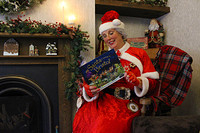 Christmas Storytime with Mother Christmas at Ashton Court in Bristol