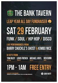 Bank Tavern All Day Fundraiser! at Bank Tavern in Bristol