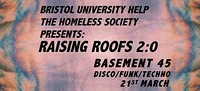 BUHHS Presents Raising Roofs 2.0 at Basement 45 in Bristol