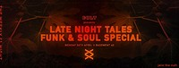 Cult // Funk & Soul // Late Night Tales at Basement 45 in Bristol