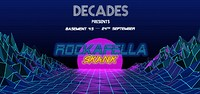 Decades Presents: Rocafella Skank at Basement 45 in Bristol