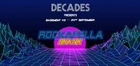 Decades Presents: Rocafella Skank at Basement 45 in Bristol