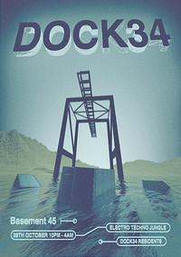 Dock34 at Basement 45 in Bristol
