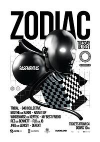 Illusion Bristol presents: Zodiac // DnB All night at Basement 45 in Bristol