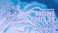 Raising Roofs 3.0 at Basement 45 in Bristol