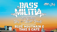 Bass Militia - 1st Birthday Party at Blue Mountain in Bristol