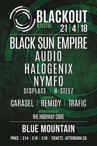 Blackout Label Night - Bristol at Blue Mountain in Bristol