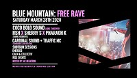 Blue Mountain Free Rave • Bristol Soundclash at Blue Mountain in Bristol