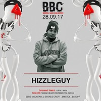 Bristol Bass Collective Vol.5 HIZZLEGUY , R3DX at Blue Mountain in Bristol