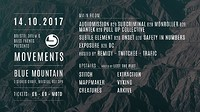 Bristol Drum & Bass Events presents Move at Blue Mountain in Bristol
