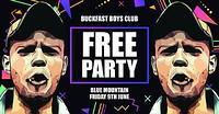 Buckfast Boys Club Presents at Blue Mountain in Bristol