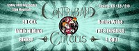Contraband Circus at Blue Mountain in Bristol
