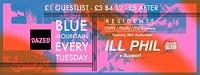Dazed w/ ILL PHIL at Blue Mountain in Bristol