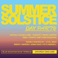 Der Liebe Presents: Summer Solstice Day Party  at Blue Mountain in Bristol