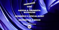Freerange: Coki, Hatcha x Youngsta and more at Blue Mountain in Bristol