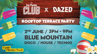 Ice Cream Club x Dazed: Rooftop Party at Blue Mountain in Bristol