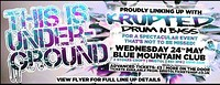 KRUPTED & T-I-U LOGAN D B2B VOLTAGE B2B at Blue Mountain in Bristol