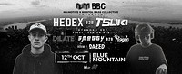 Nu:Motive x BBC - Hedex B2B Tsuki [UK First Ever]  at Blue Mountain in Bristol
