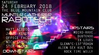 Rabotech v1.2, Sat. 24th February 2018 at Blue Mountain in Bristol