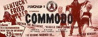 Riddim Cottage VS Psyched Halloween With COMMODO at Blue Mountain in Bristol