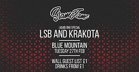 SlamJam 020: LSB & Krakota at Blue Mountain in Bristol
