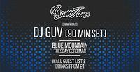 SlamJam 021: DJ Guv (90 Minute Set) at Blue Mountain in Bristol