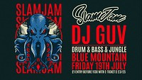 SlamJam 065: DJ Guv [£1 Weekend Special] at Blue Mountain in Bristol