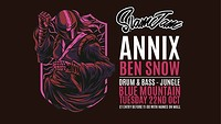 SlamJam 072: Annix + Ben Snow! at Blue Mountain in Bristol