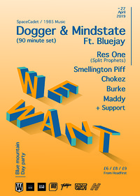 We Want: Blue Mountain All-dayer at Blue Mountain in Bristol