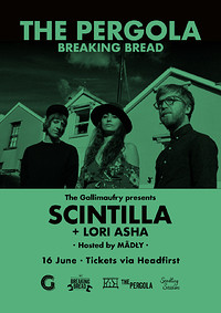 Scintilla + Lori Asha at Breaking Bread in Bristol