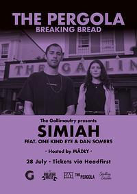 Simiah at Breaking Bread in Bristol