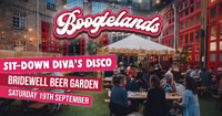 Boogielands - Diva's Disco at Bridewell Beer Garden in Bristol