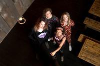 Starlings at Bristol Beacon Foyer in Bristol