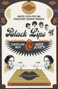 BPF presents: Black Lips at Bristol Bierkeller in Bristol