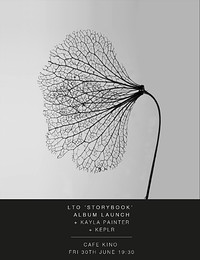 LTO 'Storybook' Album Launch at Cafe Kino in Bristol