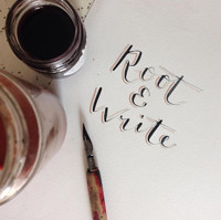 Root & Write: Writing Workshop at Cafe Kino in Bristol