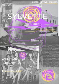 Sylvette, Olive Haigh + Guests at Cafe Kino in Bristol